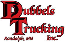 Dubbels Trucking, Inc. - logo